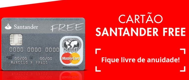 Fatura Cartão Santander