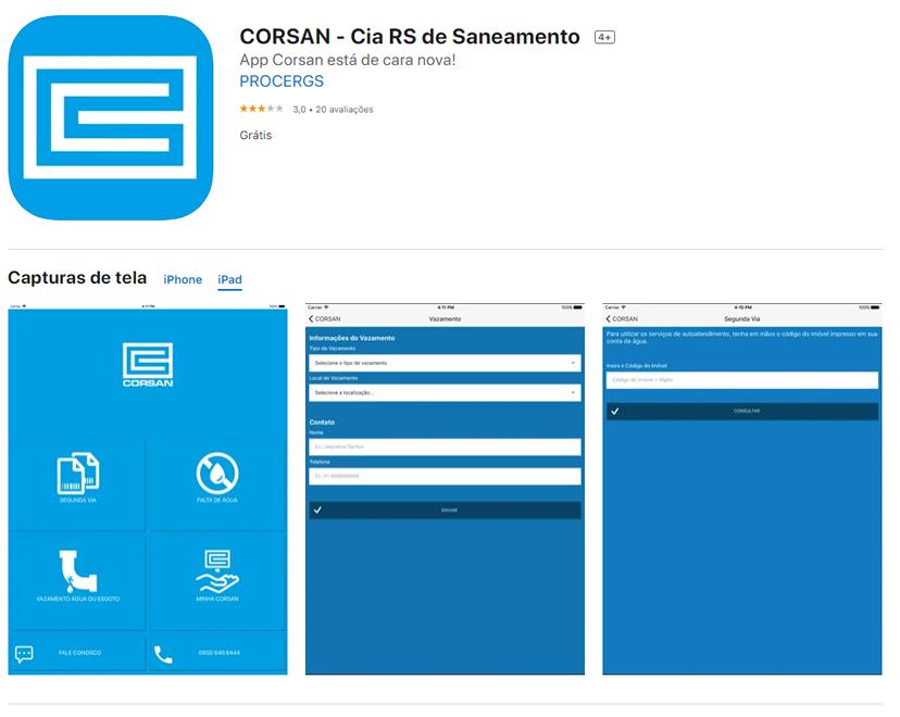 app corsan