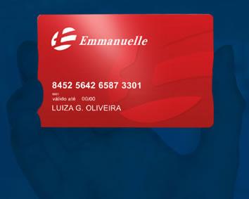 cartão Emmanuelle